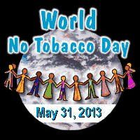 World No Tobacco Day 2013  Quit Smoking Tips