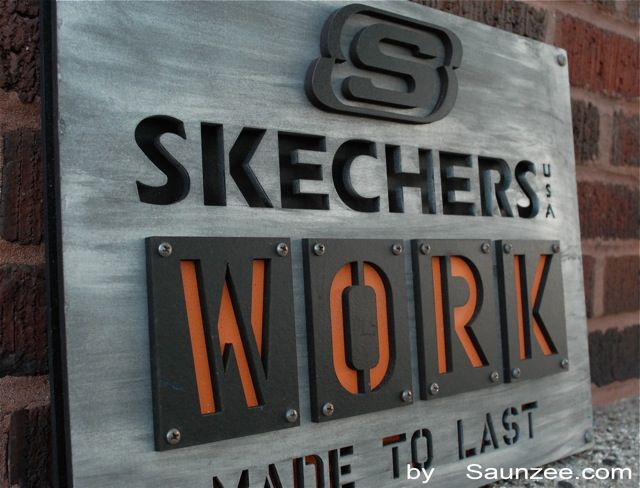 metal store signs - Google Search