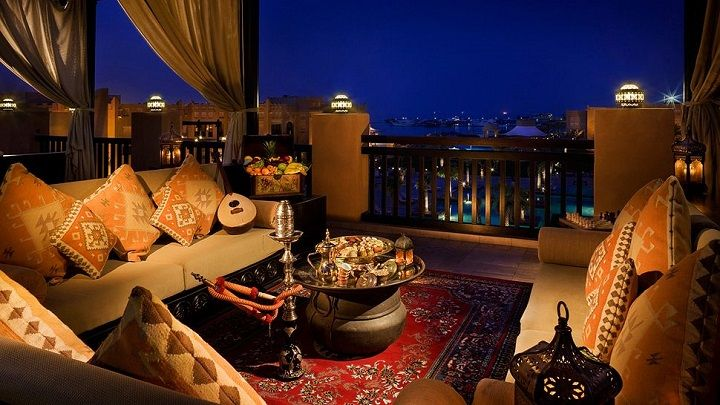 Top 5 Luxury Suites in Qatar