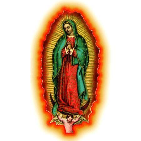 traditional virgin mary tattoo Traditional Virgin Mary Tattoo Designs
