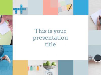 Titania presentation template