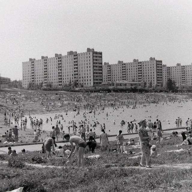 Москва Юго-Западная, 1970-72 гг.