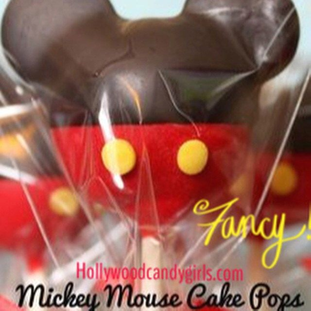 Mickey Mouse Minnie Mouse Disney Shaped Cake Pops , Cake Balls, Custom Favors,  Weddings, Mitzvahs, Corporate, Mickey Mouse Club House Theme by HollywoodCandyGirls on Etsy https://www.etsy.com/listing/226826329/mickey-mouse-minnie-mouse-disney-shaped