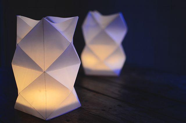 diy paper origami lantern vika papperslykta_03