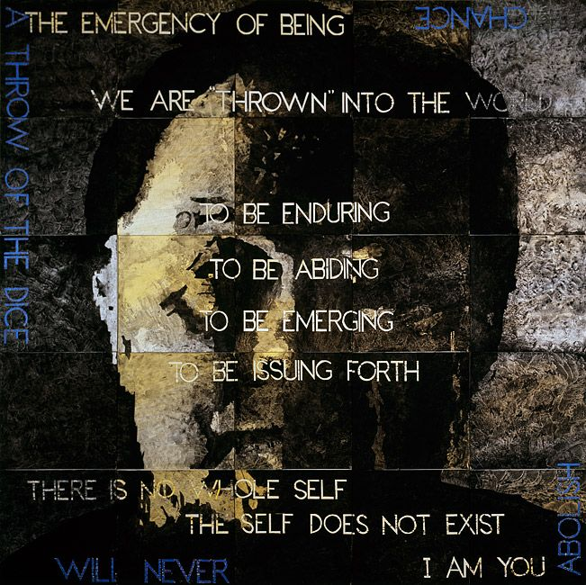 The emergency of being by imants tillers
