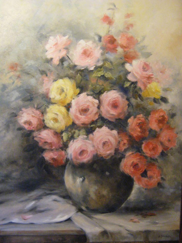 Duży bukiet róż Agnieszka Błachuta
