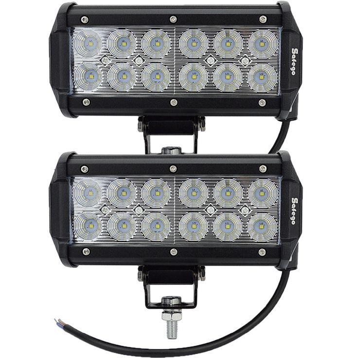 $70.57 (Buy here: https://alitems.com/g/1e8d114494ebda23ff8b16525dc3e8/?i=5&ulp=https%3A%2F%2Fwww.aliexpress.com%2Fitem%2F2pcs-lot-36W-12V-24V-offroad-LED-work-light-bar-2520LM-Off-road-driving-lamp-Spot%2F2036554134.html ) 2pcs 36W 12V 24V offroad LED work light bar Off road driving lamp Flood beam LED Bar offroad led light bar for just $70.57