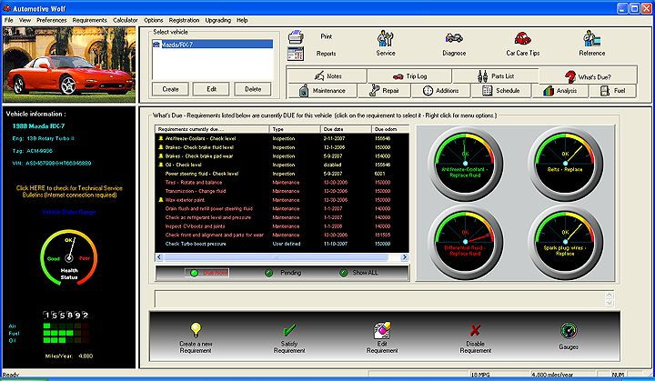 One of the great software which keeps your car running great. You can get further information here.