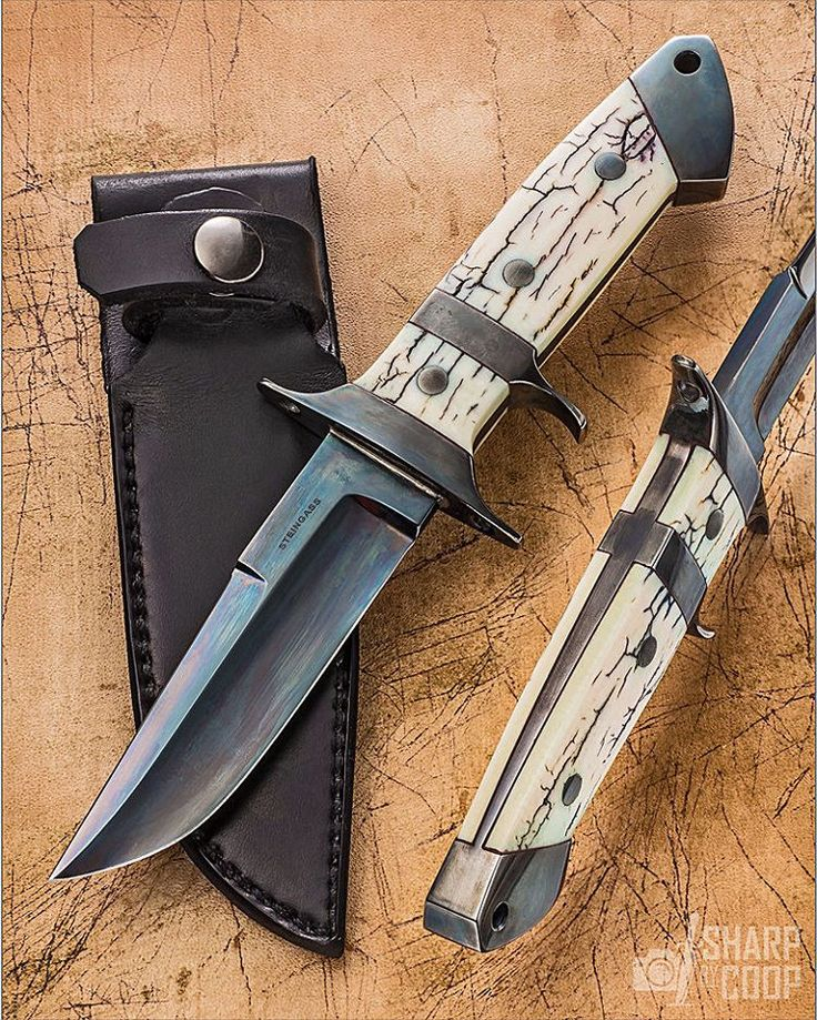Tk Steingass knives
