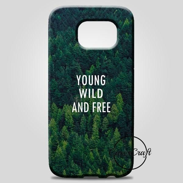 Young Wild And Free Samsung Galaxy Note 8 Case | casescraft