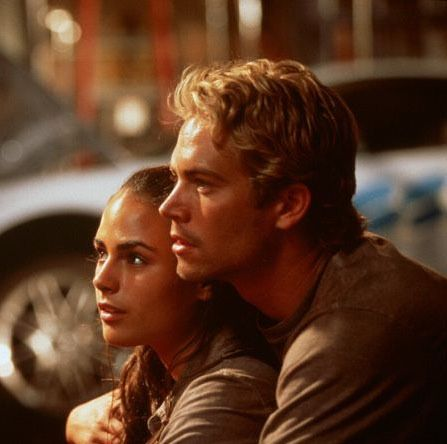 Mia & Brian - The Fast and the Furious