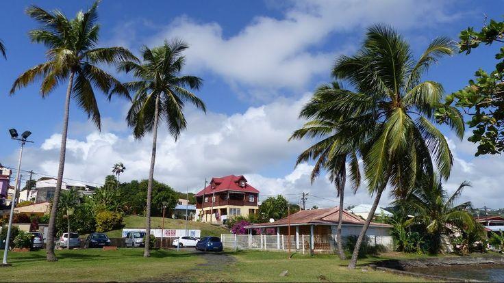 Martinique - Côte Sud Atlantique - Le Robert - Le Bourg