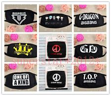 G-dragon GD Bigbang one of kind COUP D'ETAT gdragon KPOP Face Mask NEW