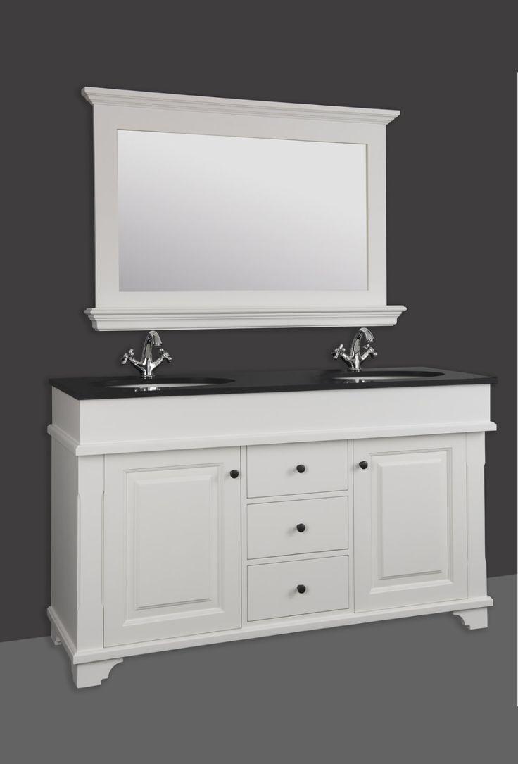 25 beste idee n over landelijke stijl badkamers op pinterest landelijke badkamer decoraties - Landelijke badkamer meubels ...