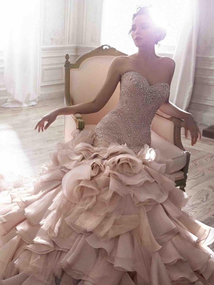 dramatic Maggie Sottero Wedding Dresses