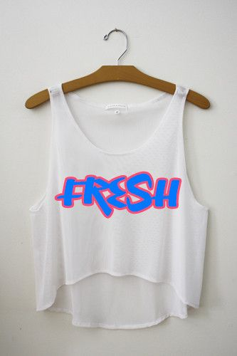 Fresh Tops - Hipster Tops