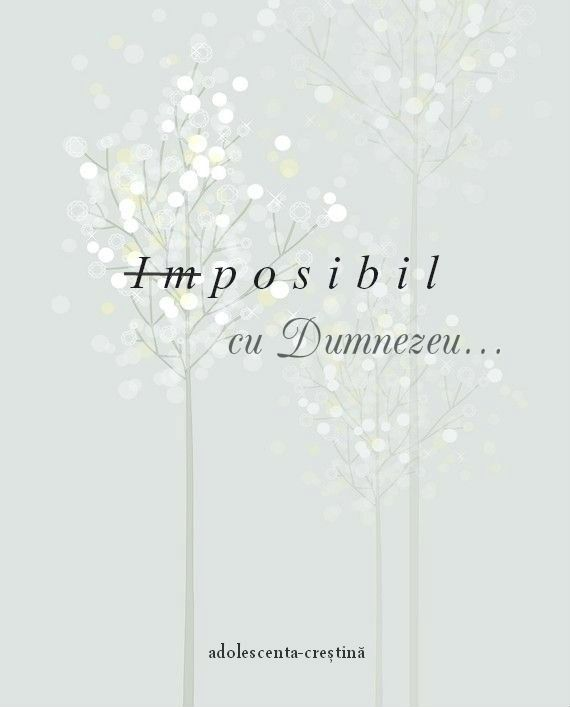 posibil !!!!