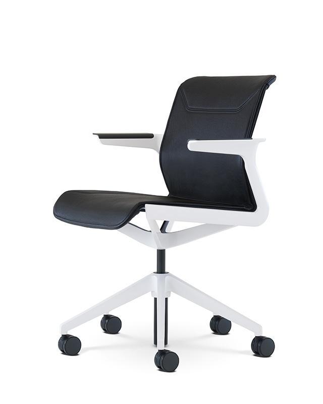 Allsteel Clarity Chair pinterest