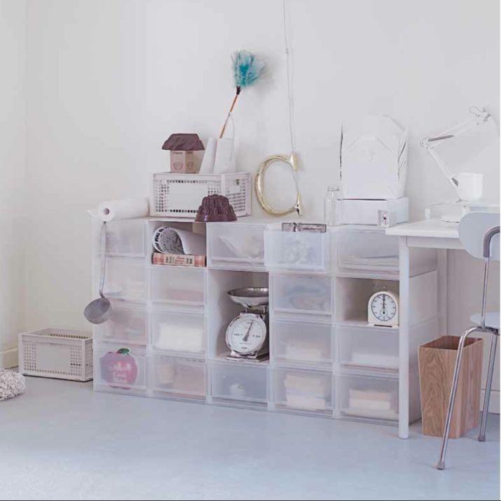 muji storage