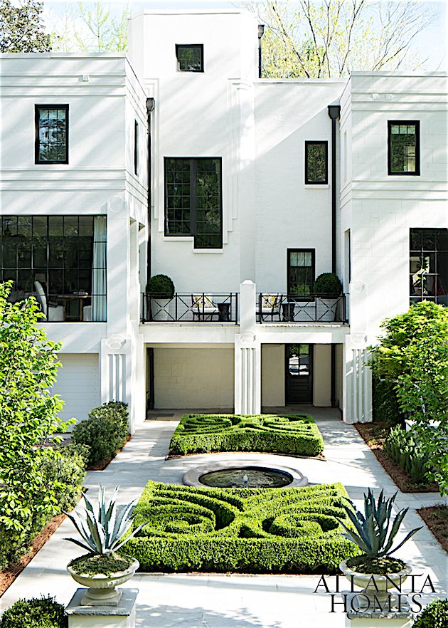 Art Deco overhaul in Atlanta Carson McElheney