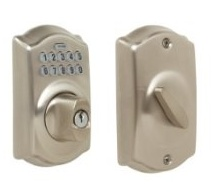 [DEAL] Save 63% or More on Select Schlage Keypad Deadbolts --TODAY ONLY! | Closet of Free Samples