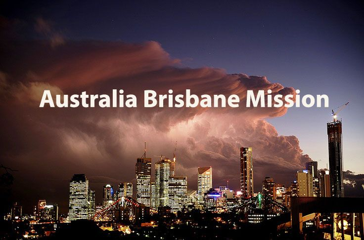 Come and learn more about Australia Brisbane Mission from the return missionaries