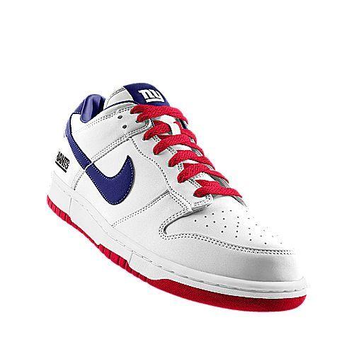NY Giants - NIKEiD shoe