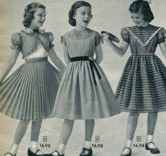 50s School Dress