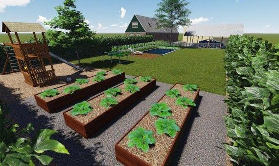Hogyan készül a kertterv? | Gyermelyi Kertépítő