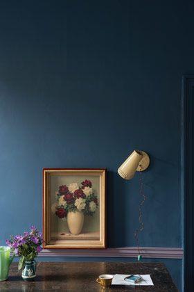 Stiffkey Blue - Paint Colours - Farrow & Ball