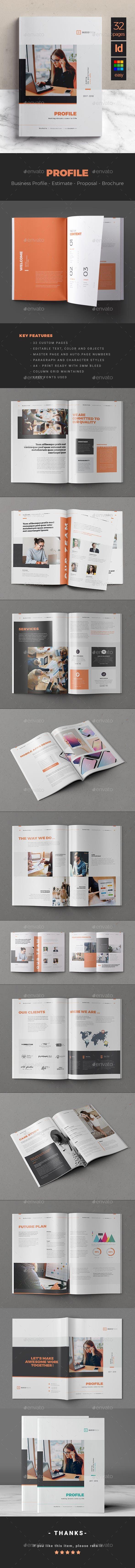 #Company Profile - #Corporate #Brochures