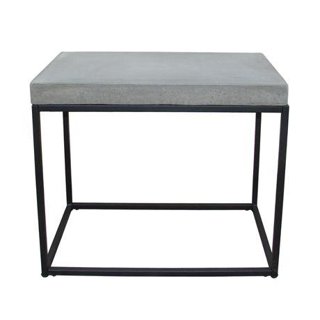 Mayson Side Table 60x35cm