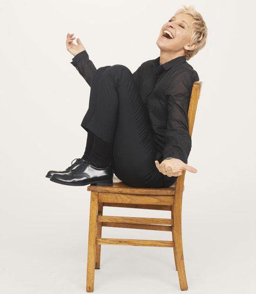 Ellen+DeGeneres:+Nice+Girls+Finish+First - GoodHousekeeping.com