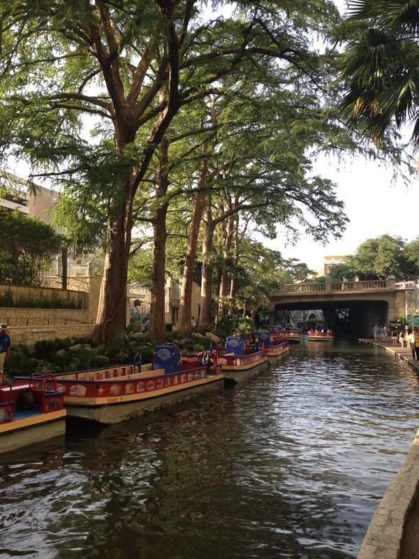 San Antonio Riverwalk - just a quick walk to hotels, restaurants, local pubs and many historical sites. #sanantonio #mcclainrealty #riverwalk