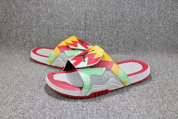 848c99db6cbd Authentic Jordan Hydro 7 Retro Hare Slide Sandals