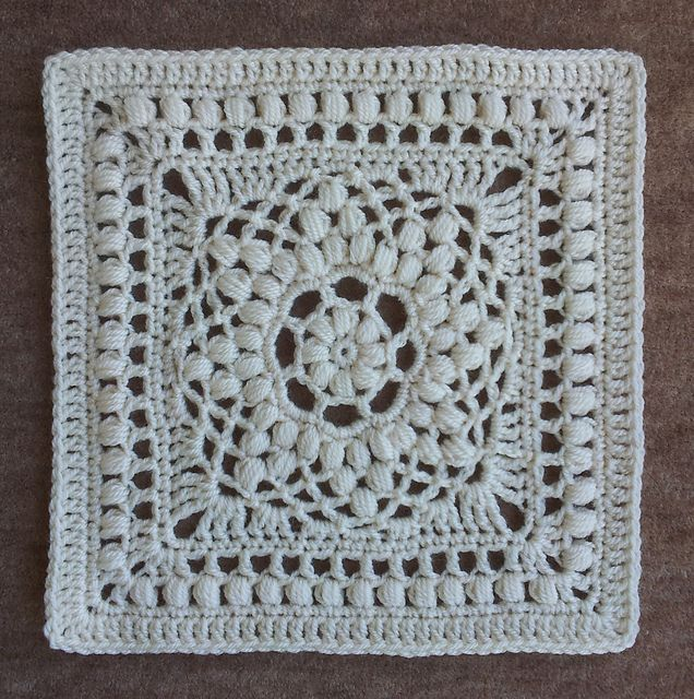 Granny Square Knitting Pattern : Images about crochet squares love on pinterest