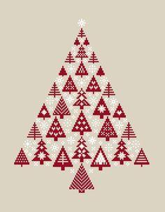 Unisono Stickvorlagen - Winter/Weihnachten                                                                                                                                                                                 Mehr