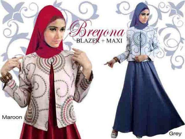 #Blazer #Plus Maxi Breyona #Velvet