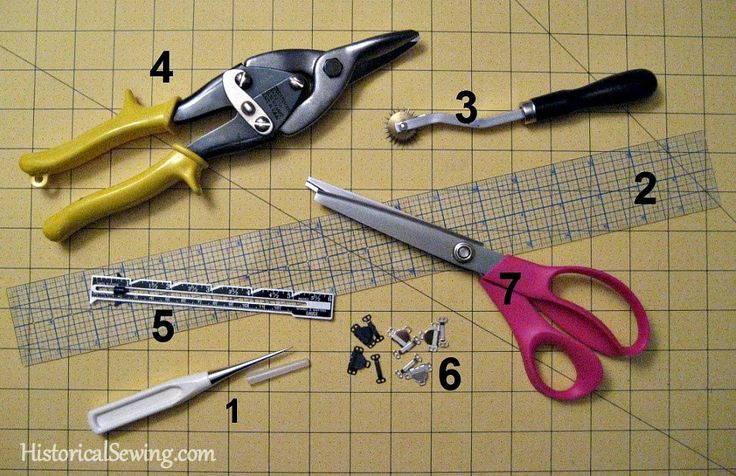 7 Modern Tools for Every Historical Sewing Room