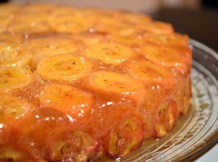 Uma receita de bolo de banana que tem todo o sabor da infância. #banana #cake #bolo #recipe #receita #food #dessert #cybercook