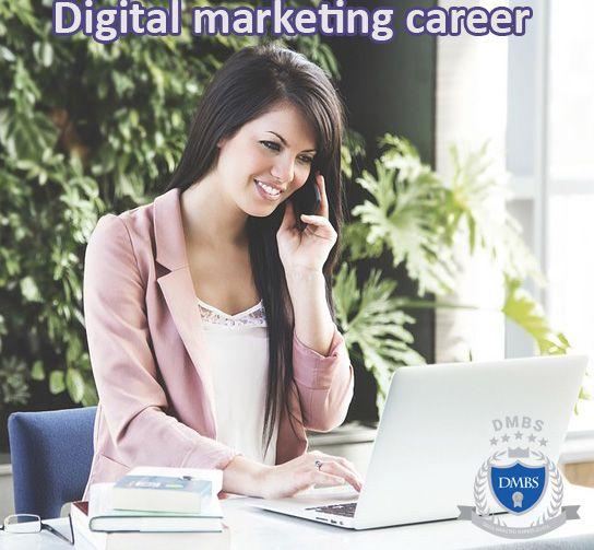 Thinking of a career in digital marketing in India? You have come to the right place; Get your digital marketing training from DMBS. Visit: http://bit.ly/2wyOz7k  block your seat @ 9886733599.