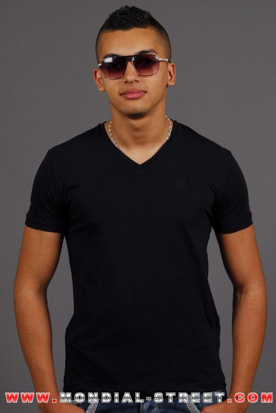 T-shirts col en v mens fashion  sur Mondial-Street.com   des dizaines de marques & des milliers d'articles sont en place for YOU !