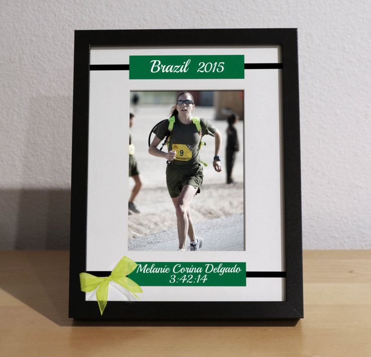 Half Marathon Gift, Gift for Marathon Runner, Marathon, Triathlon, Runner's Gift, Personalized Picture Frame, Custom Gift, Marathon Finisher by KimKimDesigns on Etsy https://www.etsy.com/listing/249948937/half-marathon-gift-gift-for-marathon
