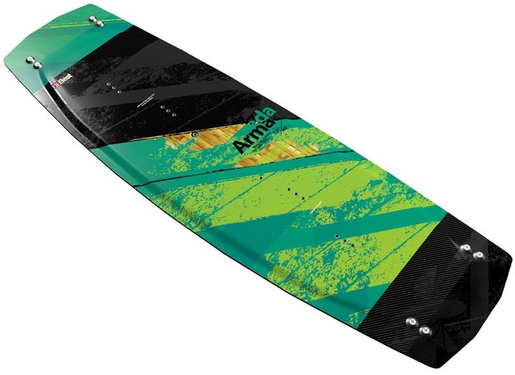 2014 Best Armada The 2014 Best Armada is a performance freeride and new school twin-tip, and it's the ideal board for advanced to expert kiters who session all day long.  If your skills have outgrown your current board and you are looking for a performance freestyle board that is forgiving enough to let you push hard all day long and has the versatility to tackle all riding styles, then you need the Armada. Set sail with the Armada today and get blown away. Style: ...