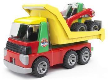 Bruder Roadmax Transporter with Loader