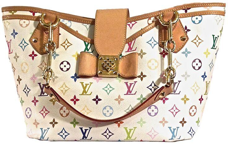 Louis Vuitton Annie MM Multicolore Bag. Beautiful!