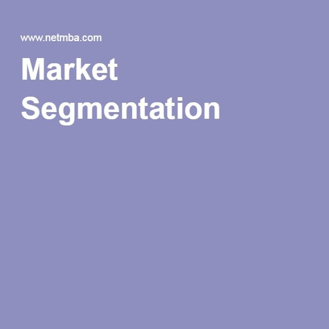 company introduction market segmentation product Market segmentation matrix is an analytical business tool that allows you to see  how various segments have performed with a set of products market.