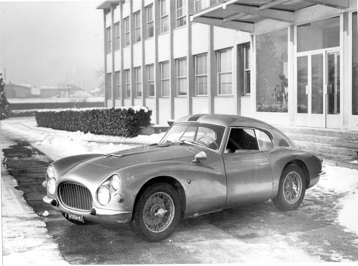The name of 8V comes from the car's V-shaped 8-cylinder engine and actually it is part of the collection of the Centro Storico Fiat and fitting ambassador of Fiat past and present.    Follow us also on Twitter: @Fiat8V - @Katie Mendenhall Official -  #Fiat1000Miglia -    www.fiat.it/8vmillemiglia