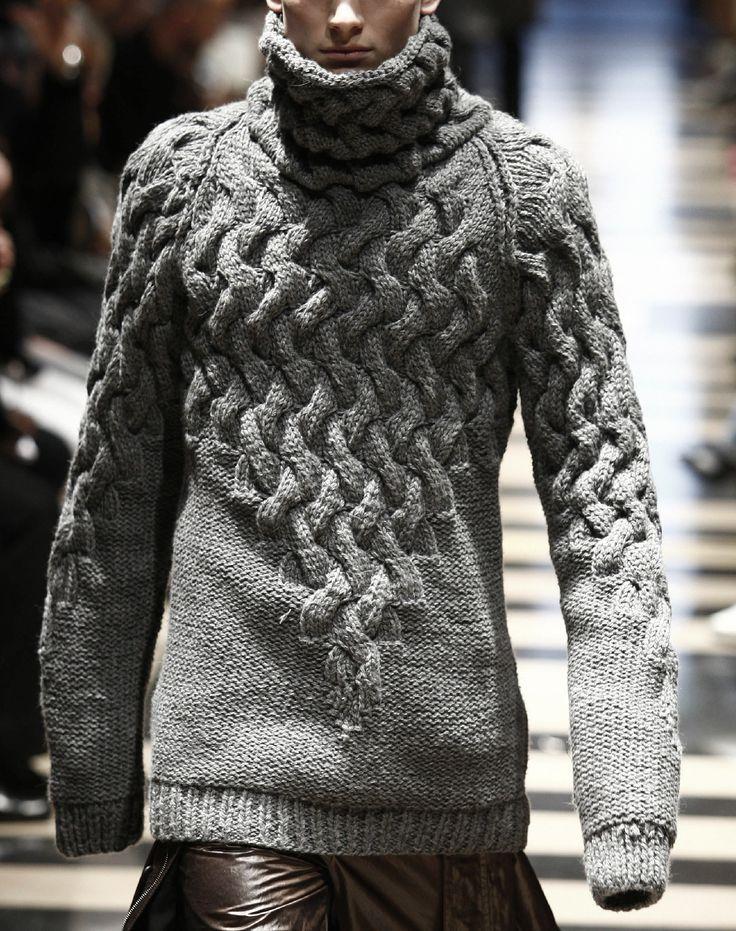 juun j a-w 08  lux knit