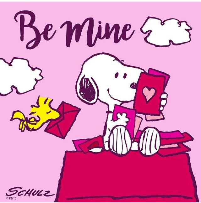 Snoopy And The Peanuts Gang   Valentine Snoopy